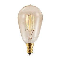 Nostalgic Edison ST15 Vintage Thread Filaments Lamp
