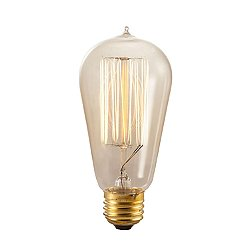 Nostalgic Edison Squirrel Cage ST18 Lamp