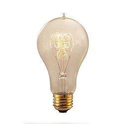 Nostalgic Edison A21 Victorian Loop Filaments Lamp
