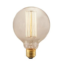Nostalgic Edison G30 Globe Thread Filaments Lamp