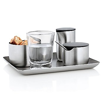BASIC Tray, in use