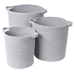 Boa Woven Basket, Set of 3