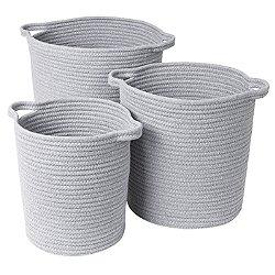 Boa Woven Basket, Set of 3