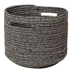 Cobra Round Basket with Handles