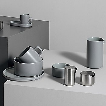 Grey color, in use