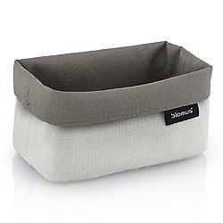 Ara Reversible Storage Basket - Small (Taupe) - OPEN BOX