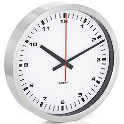 Era Wall Clock (White/Large) - OPEN BOX RETURN