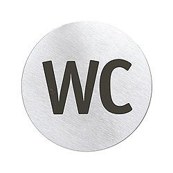 "Signo ""WC"" Sign"