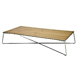 Fly Rectangular Coffee Table