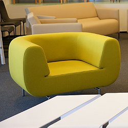 Durgu Single Sofa