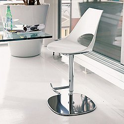Shark Swivel Barstool