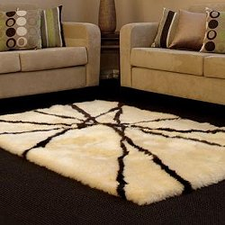 Long Wooled Lines Rugs
