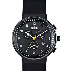 Braun Men's Chronograph Watch BN-35BKBKG