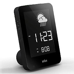 Braun Digital Weather Station Clock BN-C013