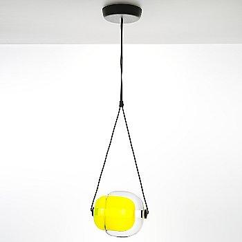 Yellow Glass / Illuminated