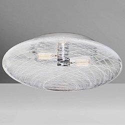 Uno 16 Flush Mount Ceiling Light