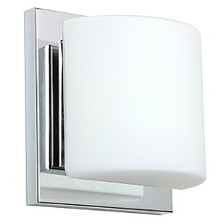 Paolo Wall Sconce (Opal Matte Glass) - OPEN BOX RETURN