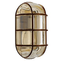 Costaluz 3961 Series Outdoor Wall Sconce (Bronze) - OPEN BOX