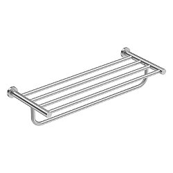 4600 Series Towel Shelf with Hang Bar