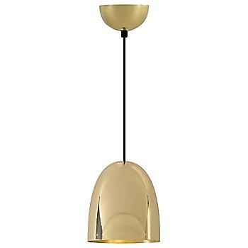 Small size / Polished Brass finish