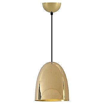 Medium size / Polished Brass finish