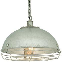 Steel Working Light Pendant Light