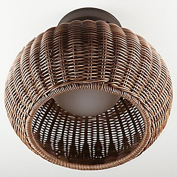 Shown in Brown Graphite finish, Brown shade