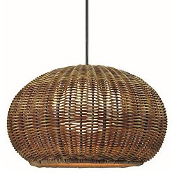 Garota Outdoor Plug-In Pendant Light