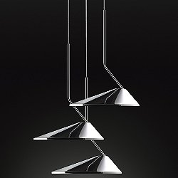 Non La Multi-Light LED Pendant Light
