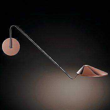 Brilliant Copper finish