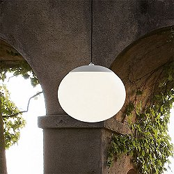 Elipse Outdoor Pendant Light