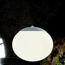 Elipse Outdoor Plug-In Pendant Light