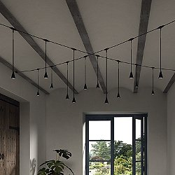 Skybell LED Catenary Pendant Light