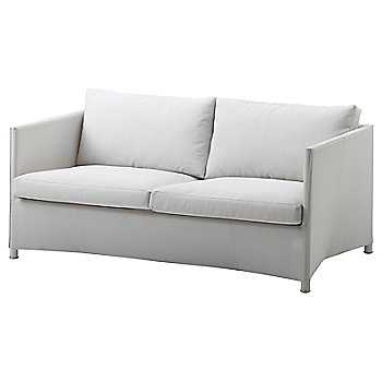 Shown in Light Grey, 2 Seater