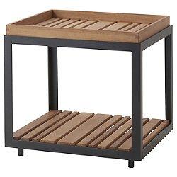 Level Side Table, Teak