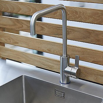 Stainless steel finish