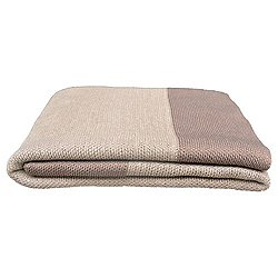 Stay Warm Outdoor Throw by Cane-line (Latte)-OPEN BOX RETURN
