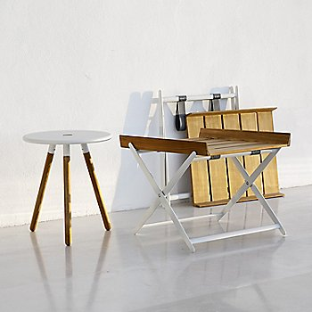 Pictured with the Area Tablestool (sold separately)