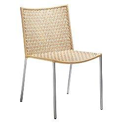 Straw Dining Chair