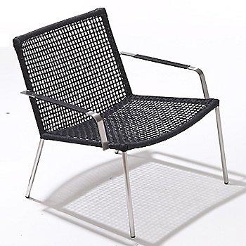 Straw Round Weave Lounge Chair