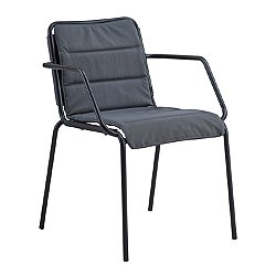 Copenhagen Chair with Armrest, Set of 2