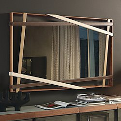 Rebus Mirror, Rectangle