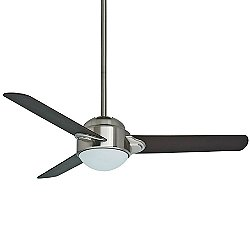 Trident Ceiling Fan (Brushed Nickel) - OPEN BOX RETURN