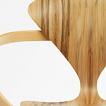 Cherner Armchair / Detail view