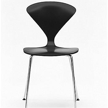 Ebony Lacquer Seat, Chrome Base option
