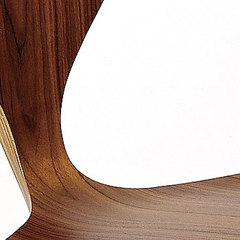 Classic Walnut / Seat Detail