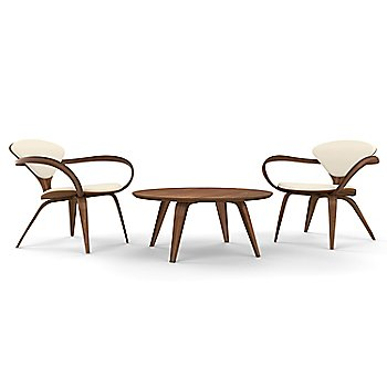 In Use with Cherner Coffee Table