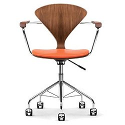 Cherner Task Armchair with Seat Pad