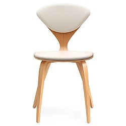 Cherner Seat and Back Upholstered Stool