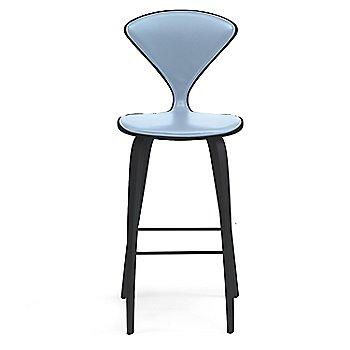 Classic Ebony (Ebonized Walnut) finish / Upholstery Selection Divina 712